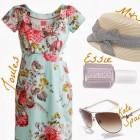 spring essentials mood board