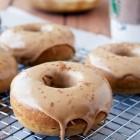 pumpkin spiced donuts weekending reads