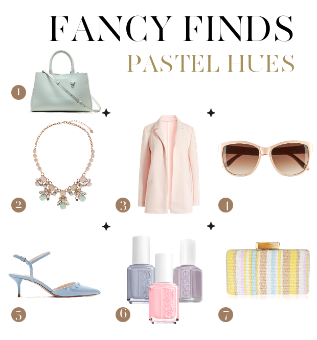 PASTEL HUES FANCY FIND GUIDE