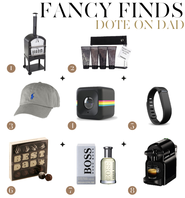 Father's Day Fancy Find Guide