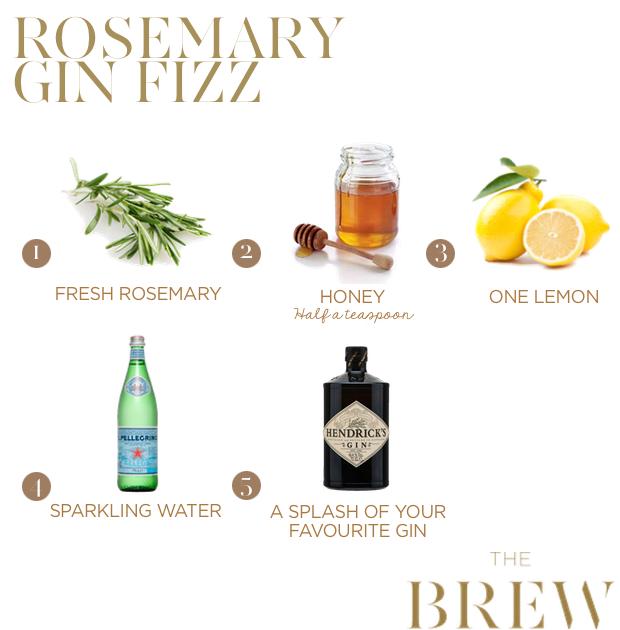 Rosemary Gin