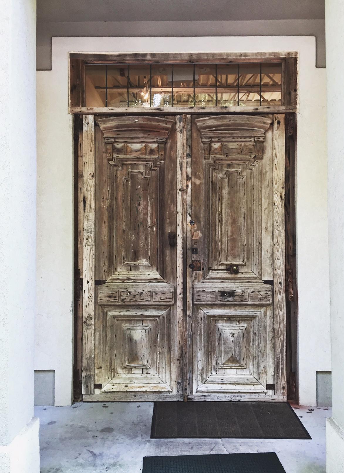 A New Door