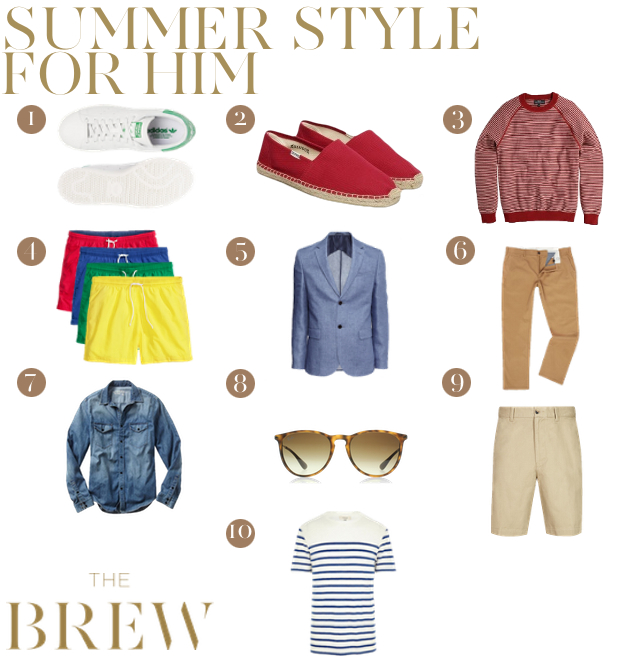 Summer Style for him (2)