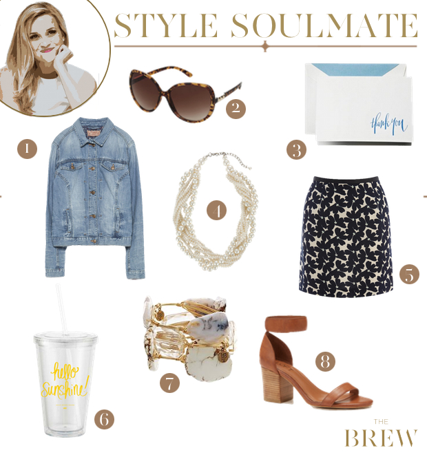 Style Soulmate - Reese Witherspoon