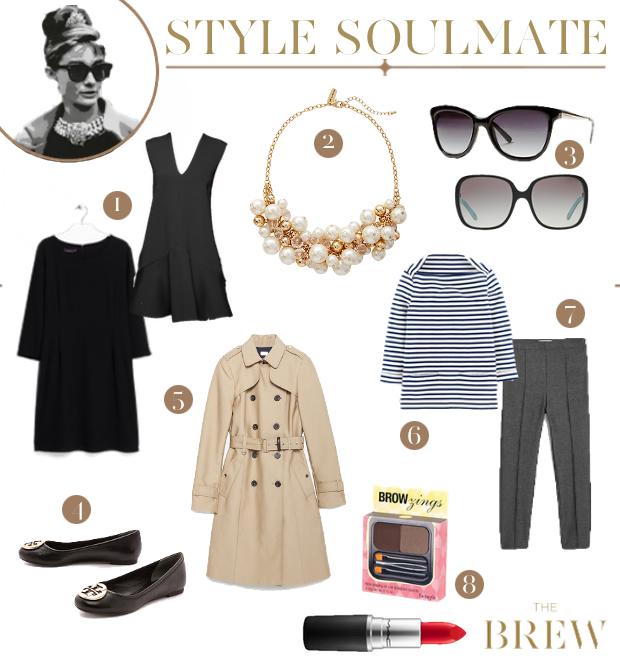 Audrey Hepburn Style Look Book