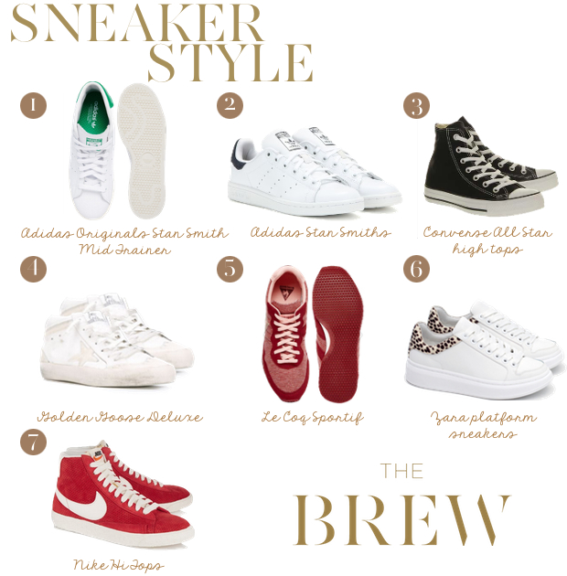 Sneaker Style Guide