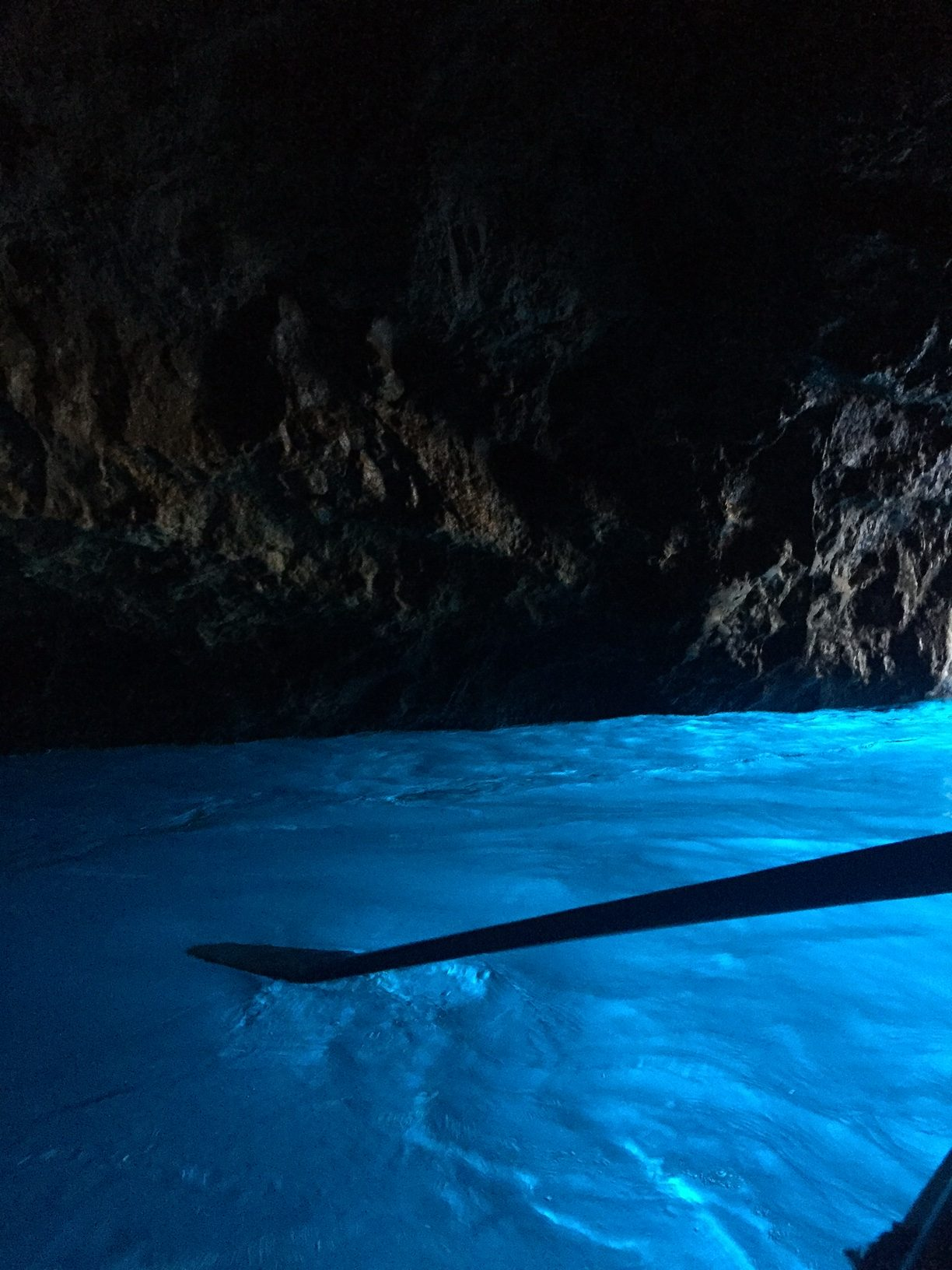 blue grotto, love from capri